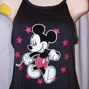 Disney happy Mickey mouse tank top